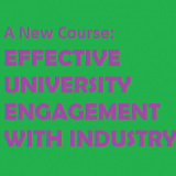 New Course Effective University engagement 1